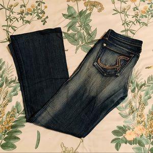 Rock & Republic Flared Denim Jeans
